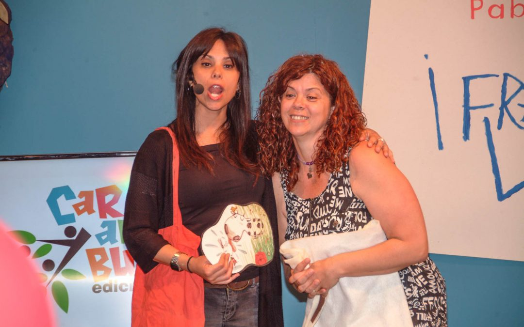 Éxito de participación en la Feria del Libro de Madrid