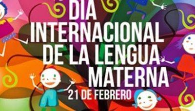 Día Internacional de la lengua matera